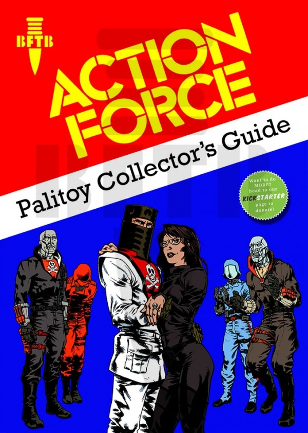 Action Force - Palitoy Collector's Guide