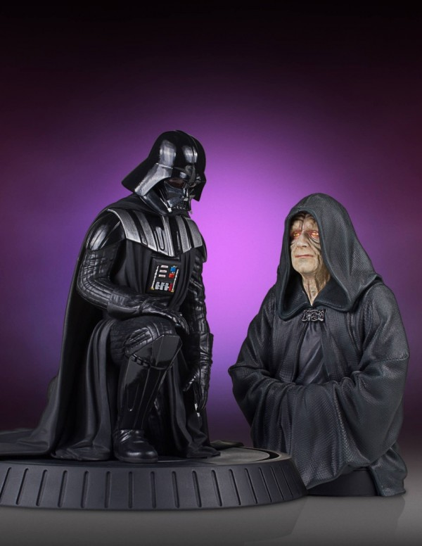Darth Vader Scale Collectors Gallery Statue