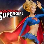 Supergirl Premium Format en précommande chez Sideshow