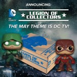 Funko Legion of Collectors : prochaine box sur le séries DC