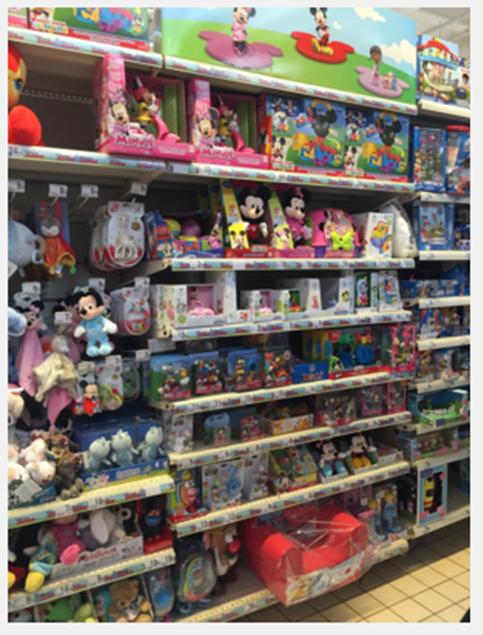 Auchan Aubagne Disney Premier Age