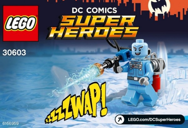 LegoStore : Polybag Mr Freeze offert