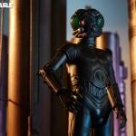 4-LOM nouvelle figurine Star Wars 1/6e