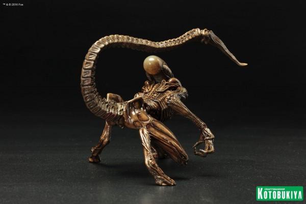 Alien Dog ARTFX Statue par Kotobukiya