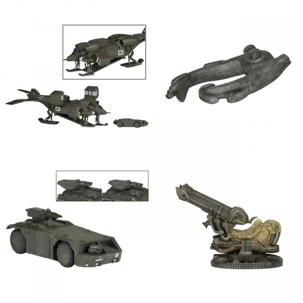 Neca : Alien Cinemachines Die-Cast
