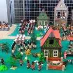 Reportage : Expo Playmobil