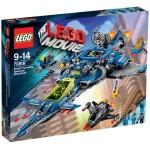 Review - Lego Movie - Le vaisseau de Benny
