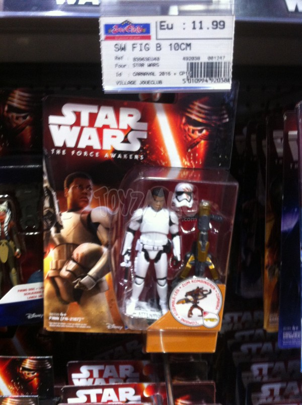 figurines rey Star Wars le reveil de la Force TFA