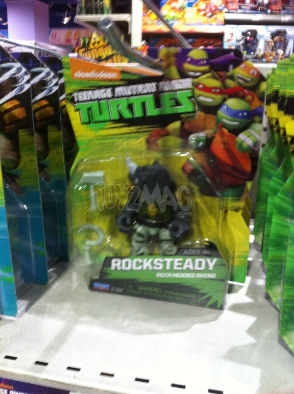 figurines Tortues Ninja
