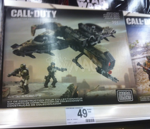 Mega Bloks : Halo / Call of Duty