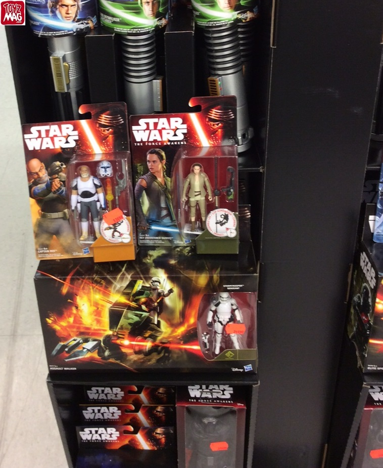 Nouvelles figurines star wars dispo en - Grande figurine star wars ...