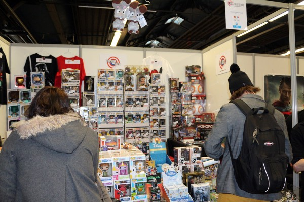 du vintage  jouets figurines toys Paris Comics Expo 2016