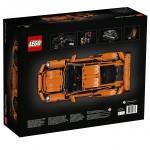 Lego dévoile officiellement le set Lego technic Porsche 911