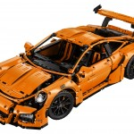 Lego dévoile officiellement le set Lego technic Porsche 911
