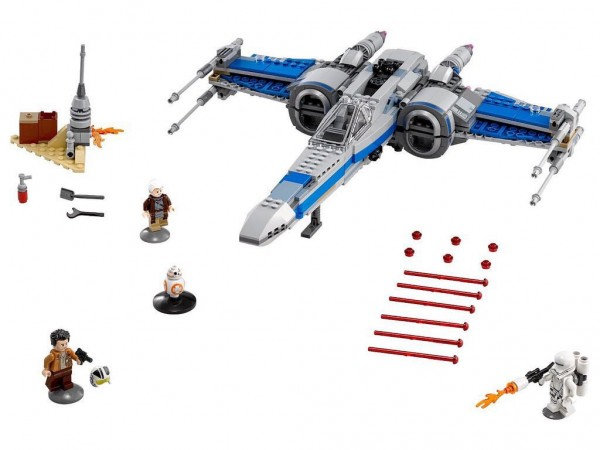 Lego Star Wars 75149 Resistance X-Wing Fighter