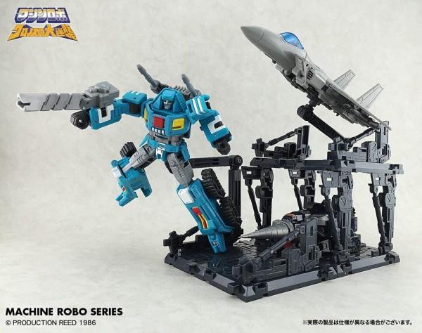 Machine Robo : Revenge of Cronos (Machine Robo: Chronos no Dai Gyakushū).