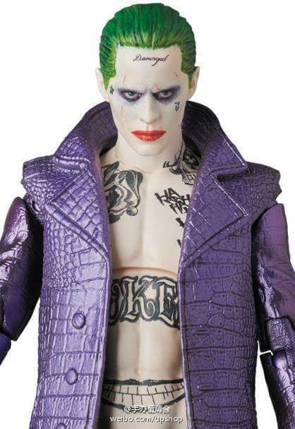 Mafex Joker - Suicide Squade