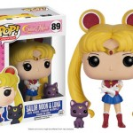 Pop! Anime Sailor Moon - les visuels et les dates