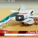 Review - Macross II - VF 2SS