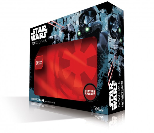 Star Wars Rogue One Packaging  jouet et figurine hasbro