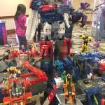 BOTCON 2016 : la présentation et le stand Transformers