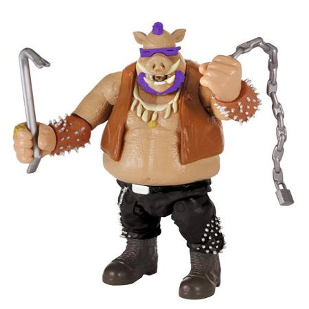 bebop figurine Ninja Turtles 2 - Teenage Mutant Ninja Turtles: Out of the Shadows - tortue ninja 2