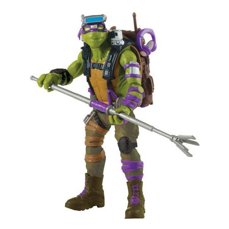 Donatello figurine Ninja Turtles 2 - Teenage Mutant Ninja Turtles: Out of the Shadows - tortue ninja 2