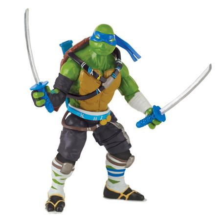 Leonardo figurine Ninja Turtles 2 - Teenage Mutant Ninja Turtles: Out of the Shadows - tortue ninja 2