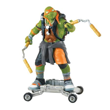 MIKE figurine Ninja Turtles 2 - Teenage Mutant Ninja Turtles: Out of the Shadows - tortue ninja 2
