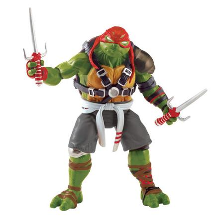RAPHAEL figurine Ninja Turtles 2 - Teenage Mutant Ninja Turtles: Out of the Shadows - tortue ninja 2