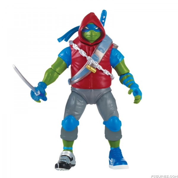 Leonardo - stealth  figurine Ninja Turtles 2 - Teenage Mutant Ninja Turtles: Out of the Shadows - tortue ninja 2