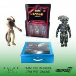 La figurine Alien Queen Super7 révélée