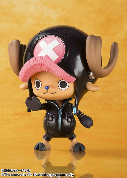 ONE PIECE GOLD FIGUATS ZERO