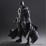 SDCC2016 exclu : Batman Play Arts Kai (Black & White Version)