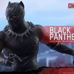 Black Panther par Hot Toys