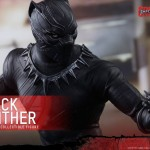 Black Panther par Hot Toys
