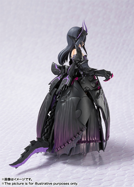 Monster Hunter 4 -  Gore Magala Girl - Armor Girls Project