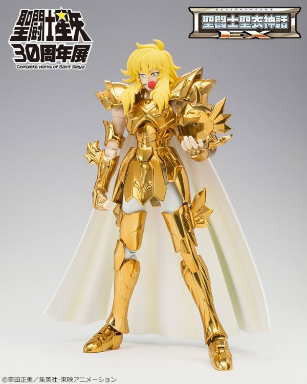 Aphrodite Chevalier d'Or des Poissons Myth cloth EX OCE