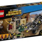 Lego :  Deux nouveaux sets dévoilés (Batman et Ninja Go)