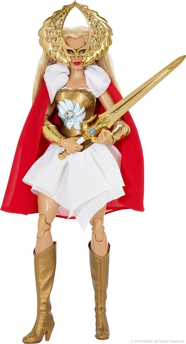 She-Ra - Barbie - Exclu MOTU SDCC 2016 MATTEL MATTYCOLLECORS