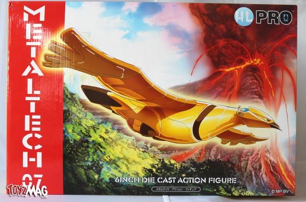 Metaltech07 Le Grand Condor - Les mystérieuses Cités d'Or HLPRO high Dream