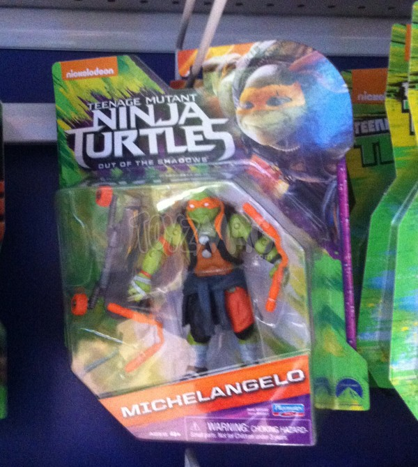 figurines et jouets Ninja Turtles 2