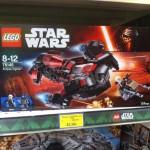 Dispo en France : Nouveauté LEGO Star Wars, LEGO Super Heroes, Tortues Ninja, Barbie Fashionistas etc…