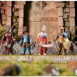 Les figurines Animal Warriors of The Kingdom bientôt sur Kickstarter