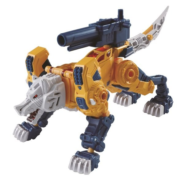 Transformers Legends LG30 Weirdwolf 4,000Yens