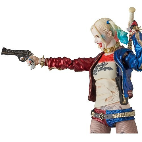 MAfex suicide Squad Joket et Harley Quinn