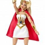 Mattel dévoile la poupée Barbie She-ra