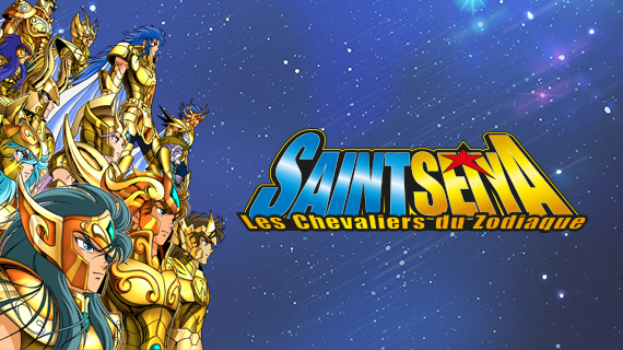 SAINT SEIYA SUR POKER STARS EN FRANCE
