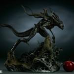 Sideshow: Alien King Maquette les images