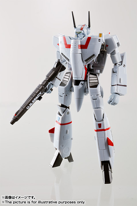 VF-1J - HI-METAL R - Macross